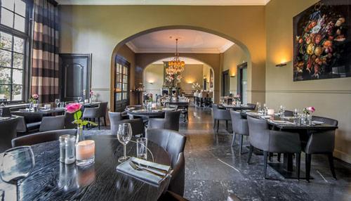 Impressiefoto van het restaurant van Fletcher Landgoed Hotel Renesse