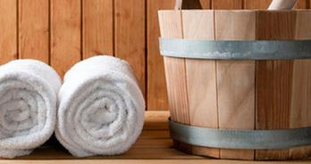Sfeerbeeld sauna