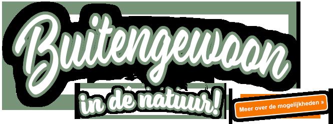 Logo Buitengewoon in de natuur