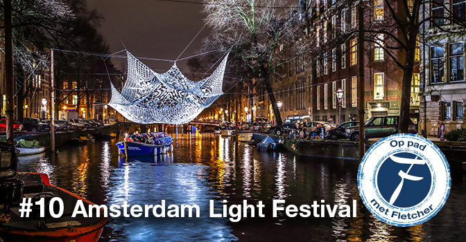 #10 Amsterdam Light Festival