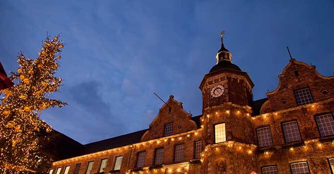 De 7 Leukste Kerstmarkten In Dusseldorf