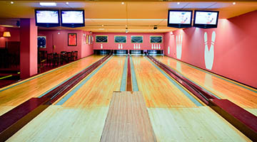 Bowling Center in Epe