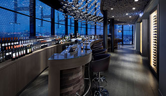 SKY Bar&Lounge in Amsterdam
